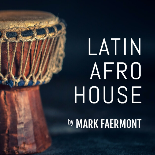 Latin Afro House Spotify Playlist